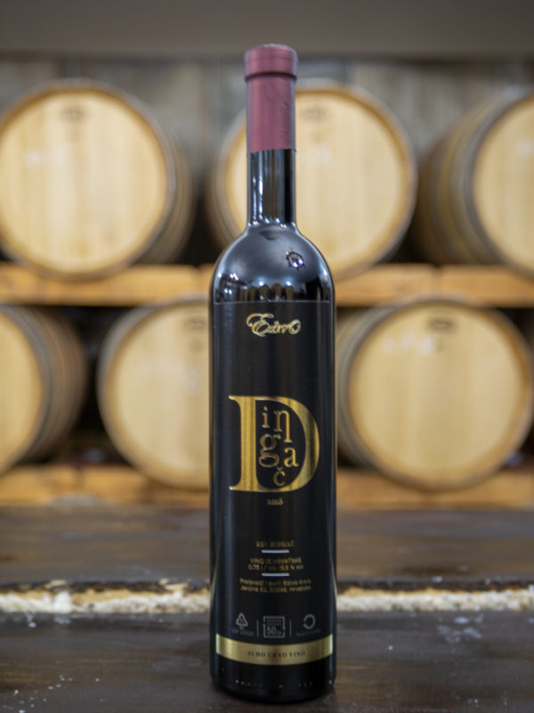 Dingac - Podvodno vino