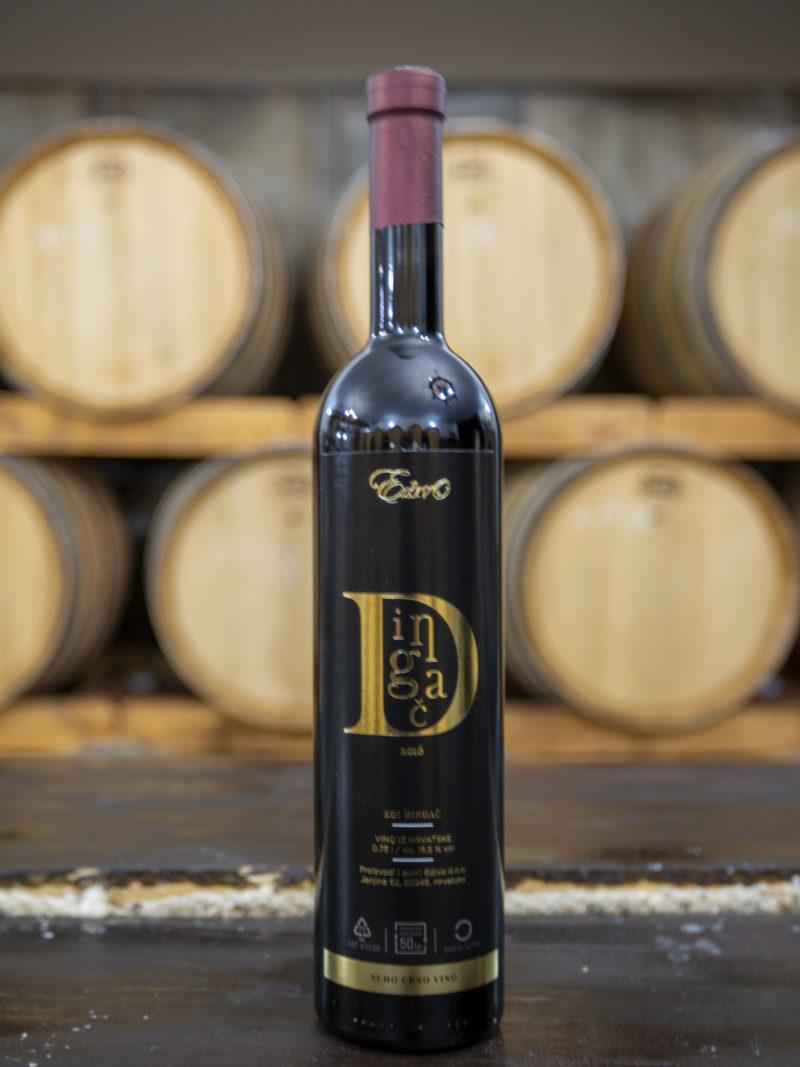 Dingac - Underwater Wine